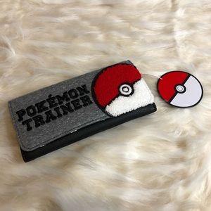 New loungefly Pokémon wallet